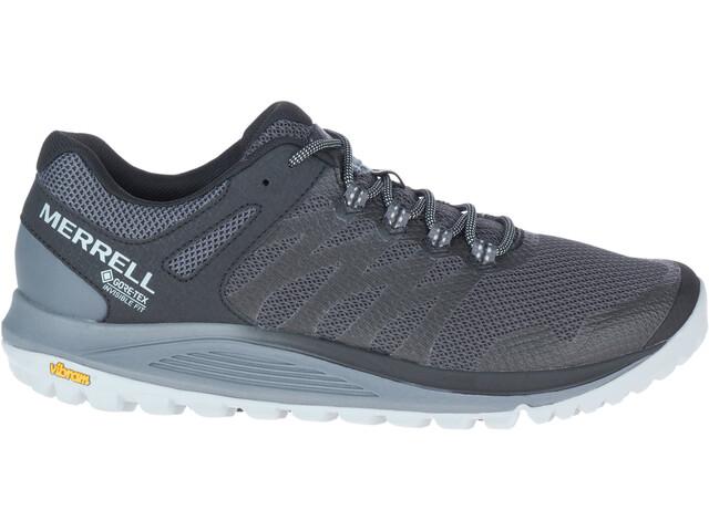 Merrell Nova 2 GTX Shoes Men, granite